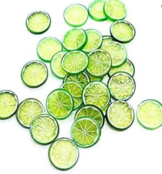Artifical Lime Slices #1
