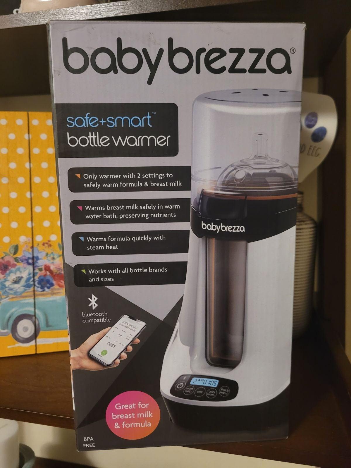 Baby Breeza Smart bottle warmer