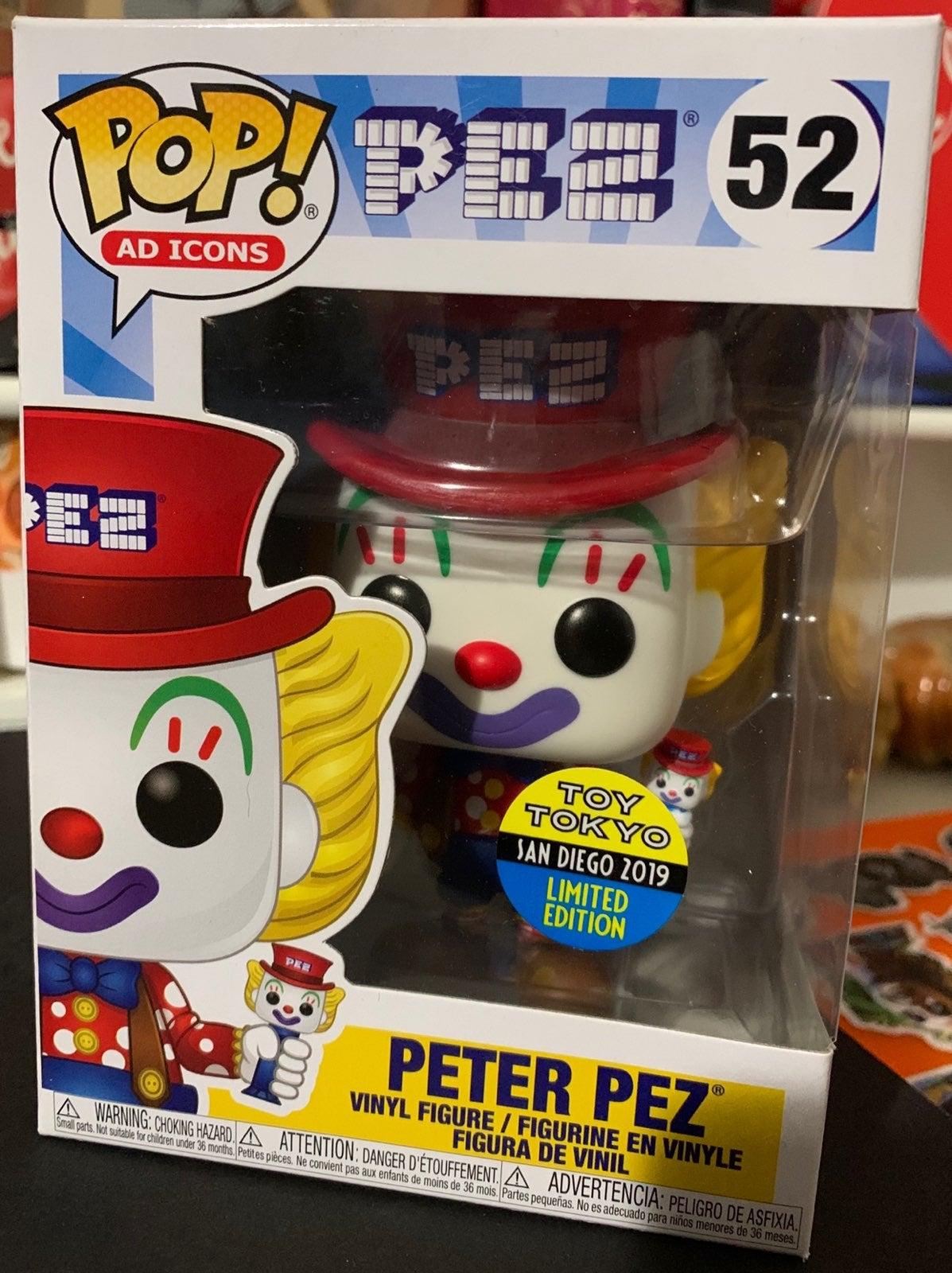 Funko Pop Peter Pez