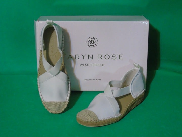 taryn rose quinn scuba sandal size 5
