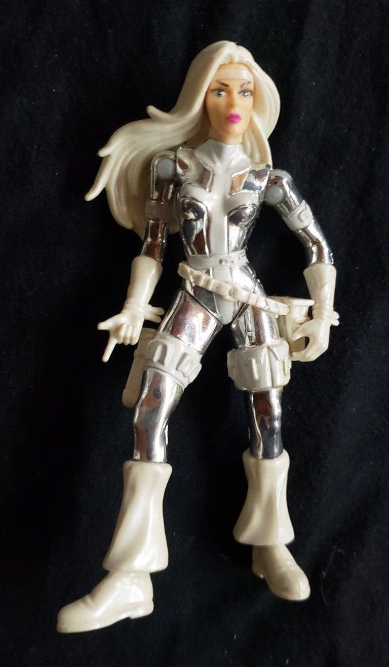 "Toybiz Silver Sable Figure 5"""
