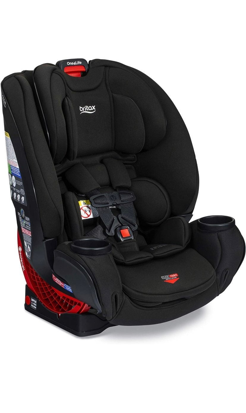 New Britex One4life ClickTight Carseat