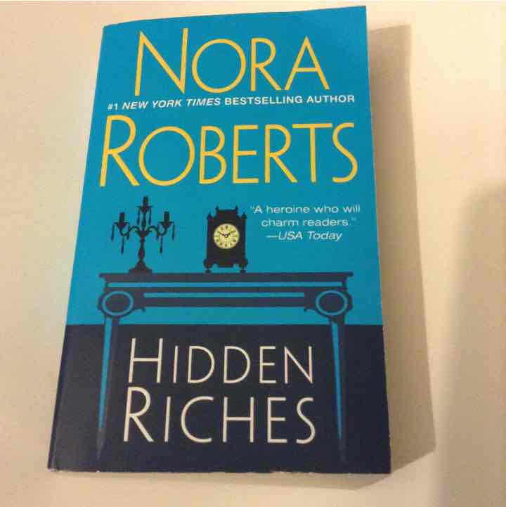 Nora Roberts Hidden Riches