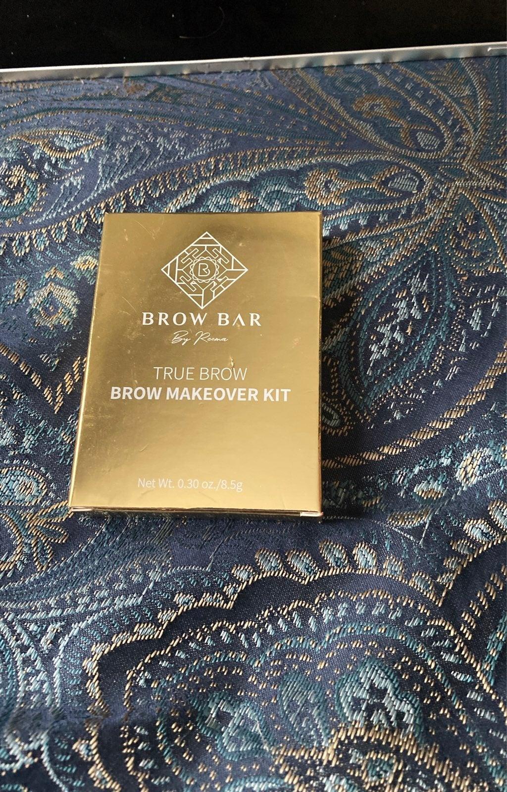 Brow Bar true brow makeover kit