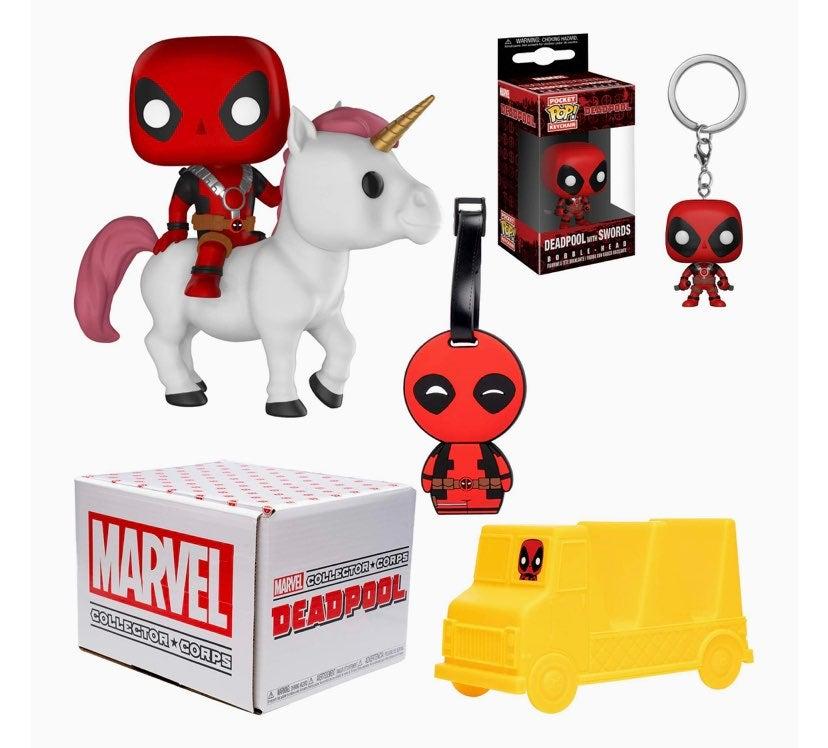 Funko Marvel Deadpool Collector Corps