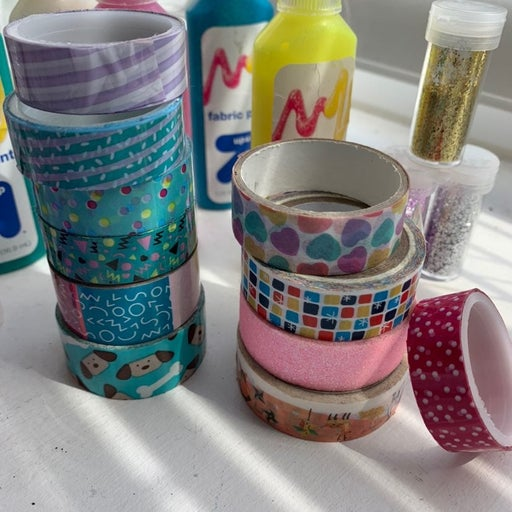 Washi Tape craft Bundle