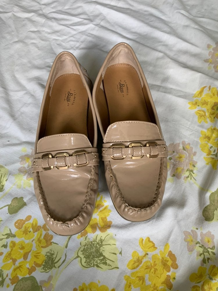 Khaki Loafers By Bass