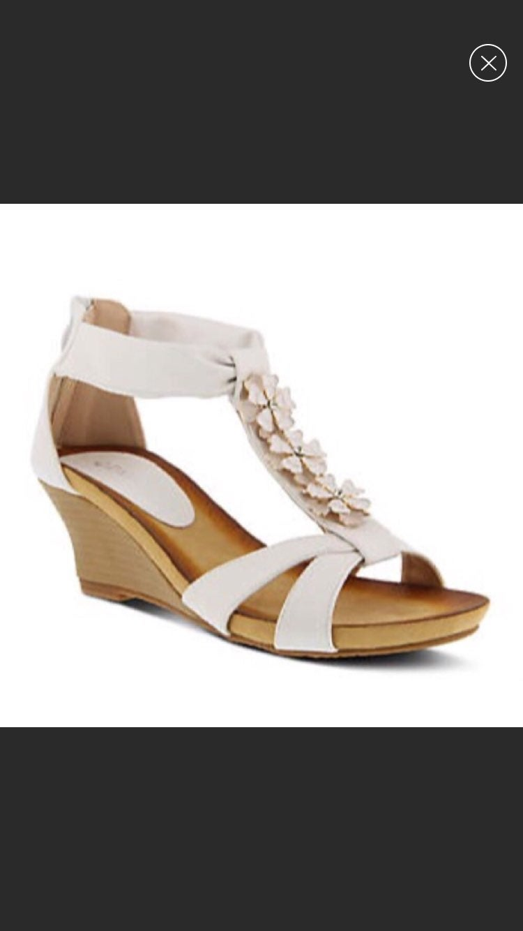 Patrizia by Spring Step Wedge Sandle