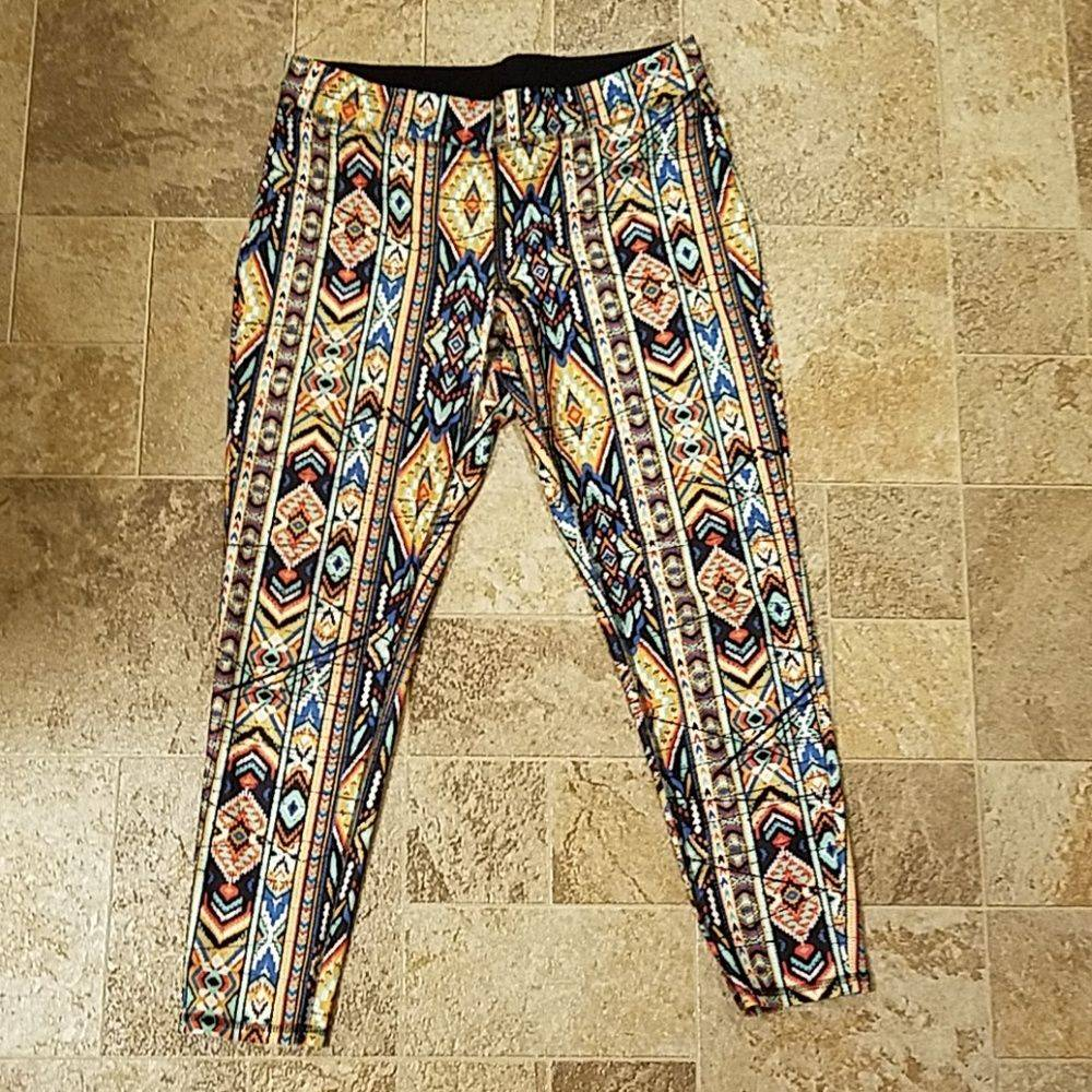 (Mossimo) Exercise Workout Pants - Large