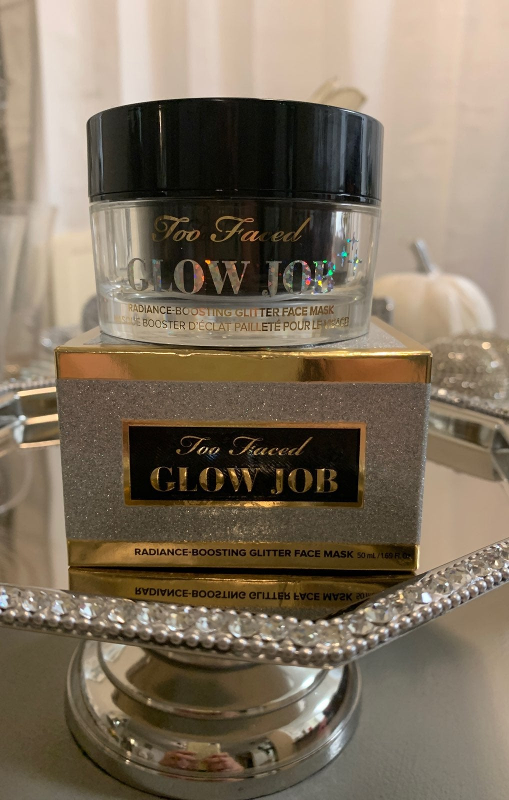 Too Faced Glow Job