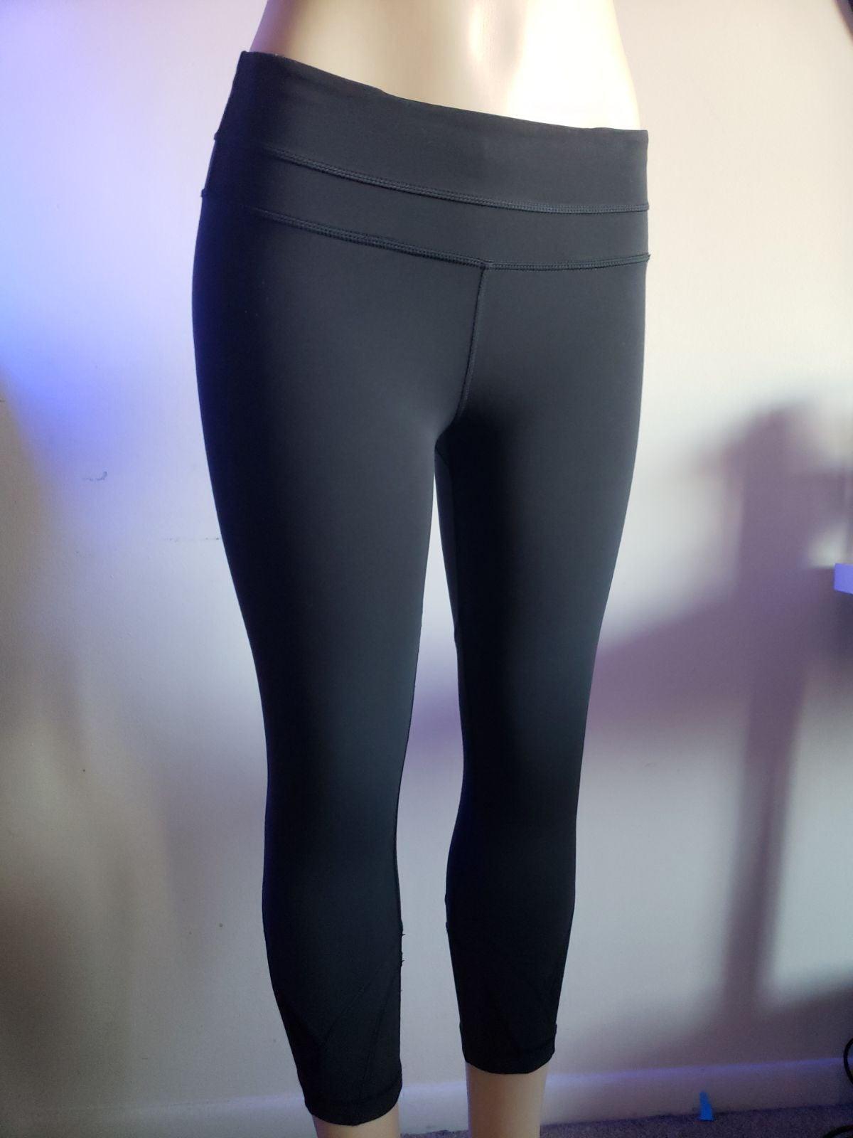 Lululemon Leggings High Rise Size 4
