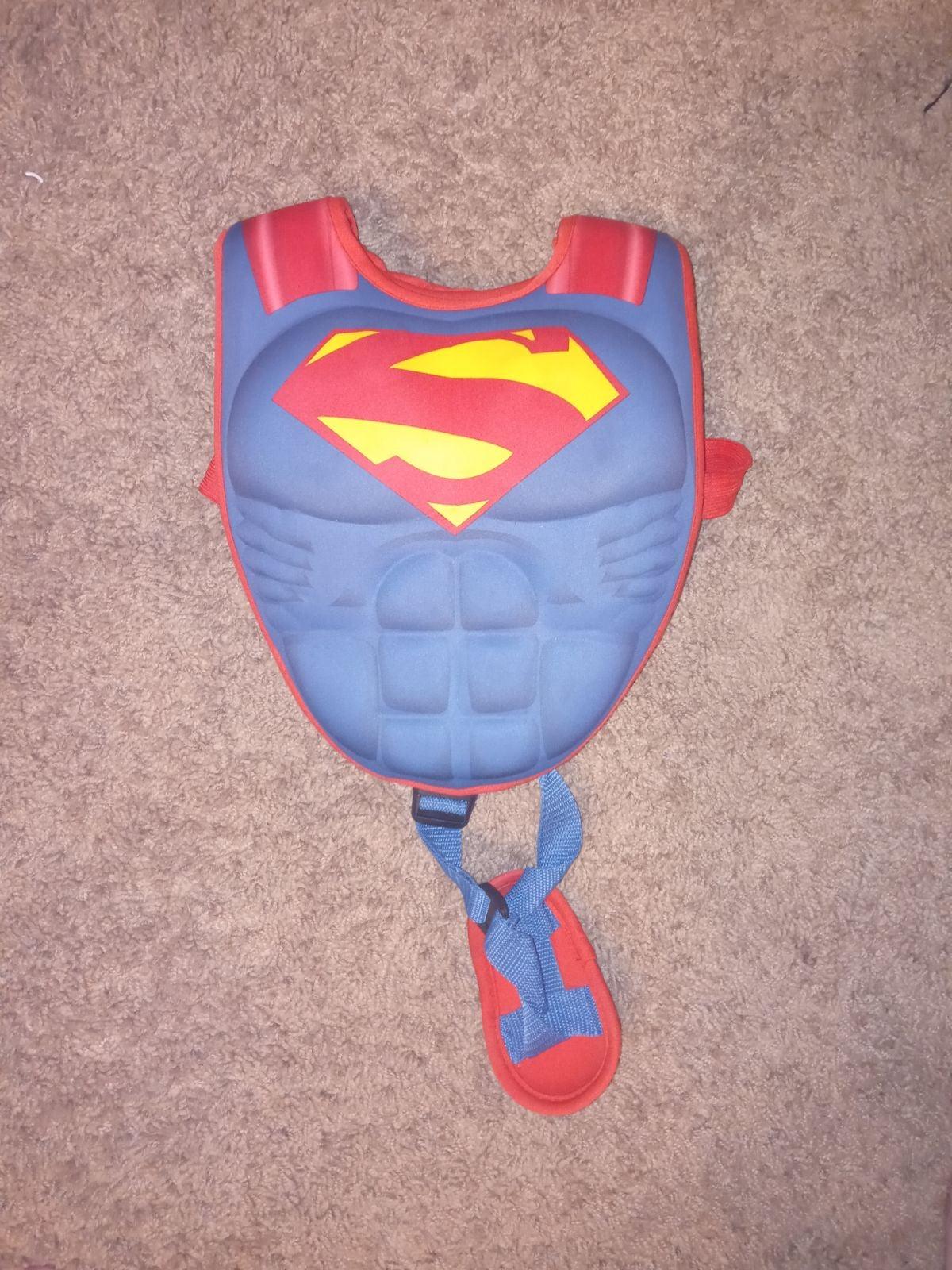 Superman infant life vest