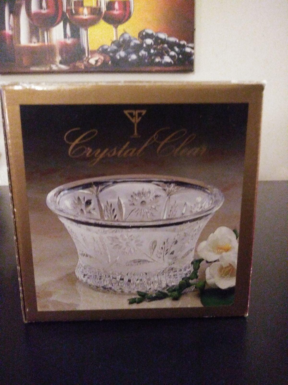 Crystal Clear Bowl