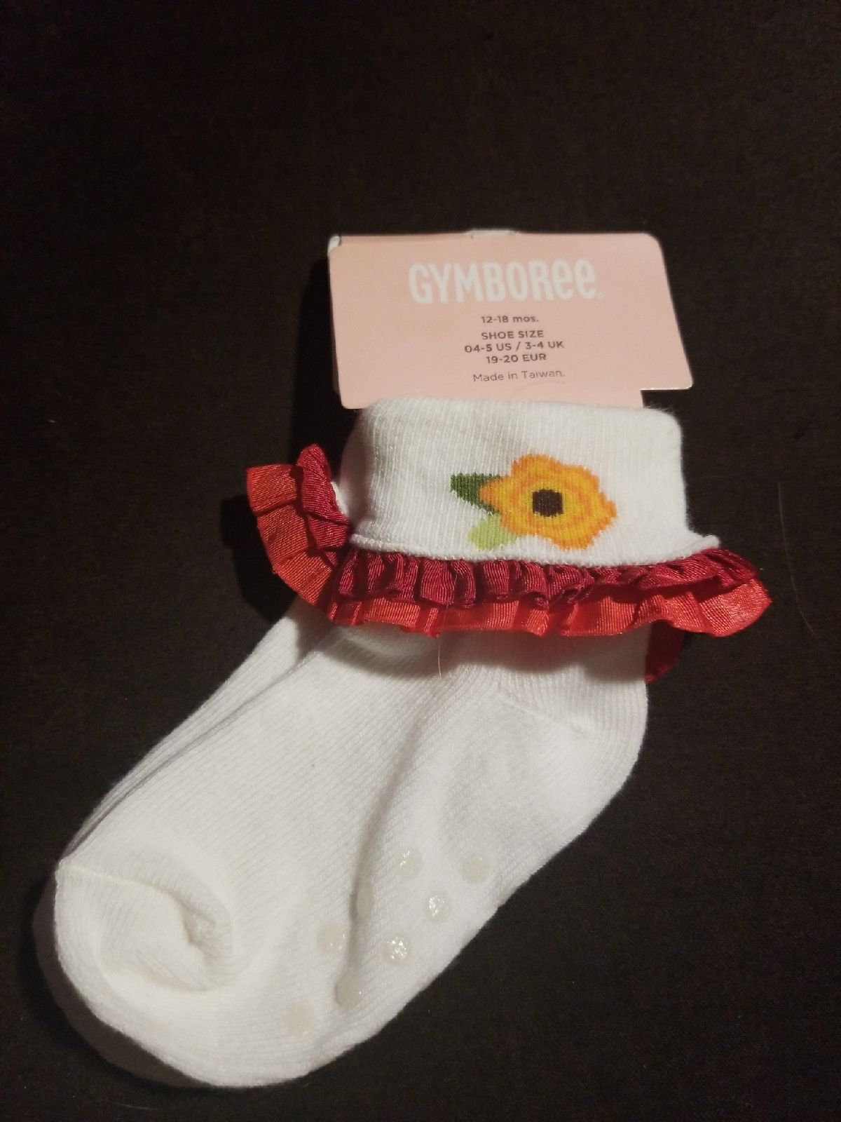 Gymboree adorable owl socks 12 18 mo nwt