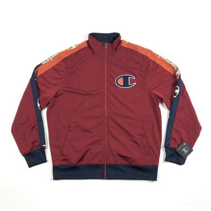 Champion Men 3XL Cherry Pie Track Jacket