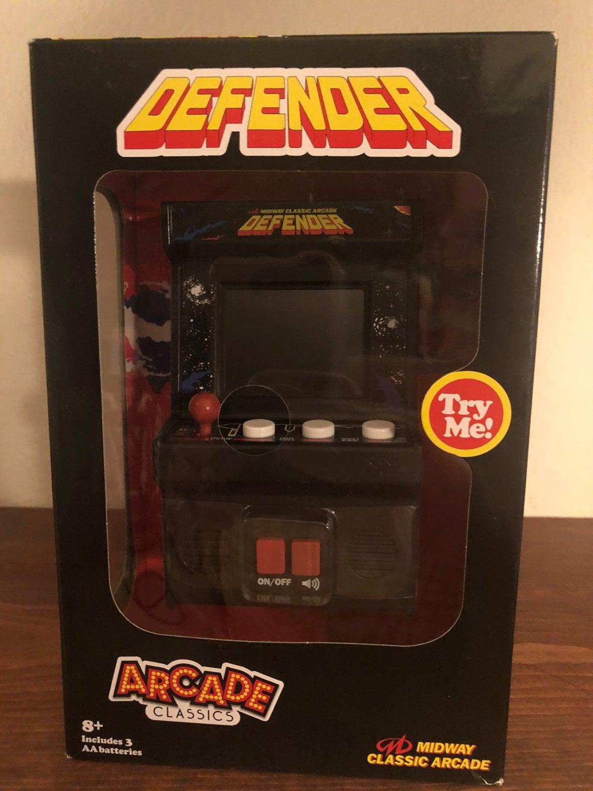 Defender Arcade Classic Game