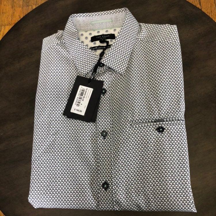 Ted Baker mens dress shirt