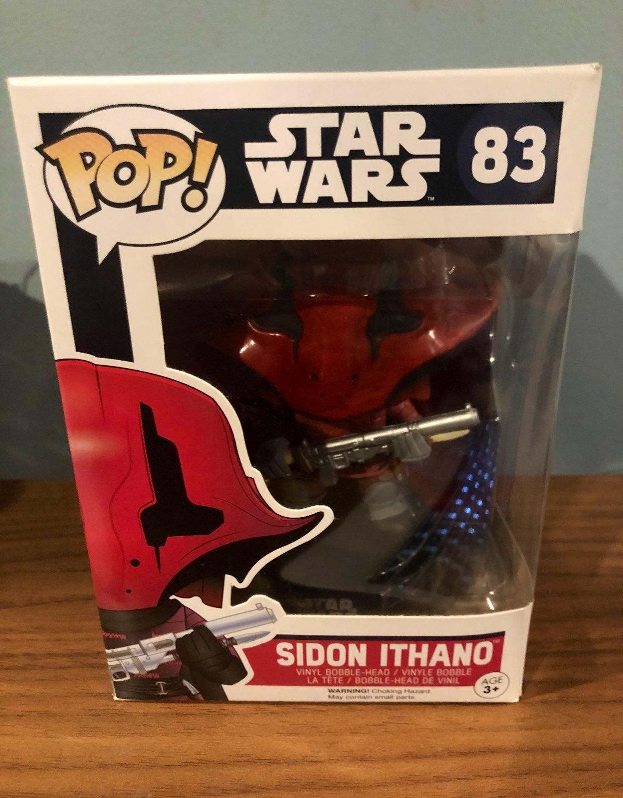 Sidon Ithano Funko Pop