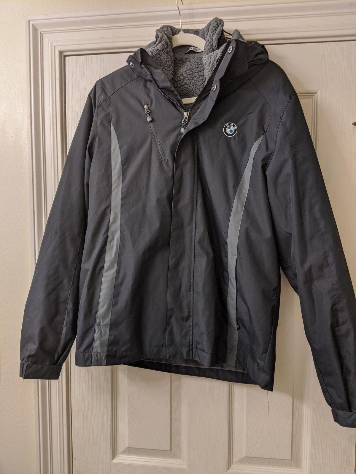 BMW Fleece Lined Jacket Small