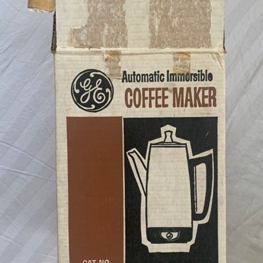 Ge Automatic Immersible Coffee Maker