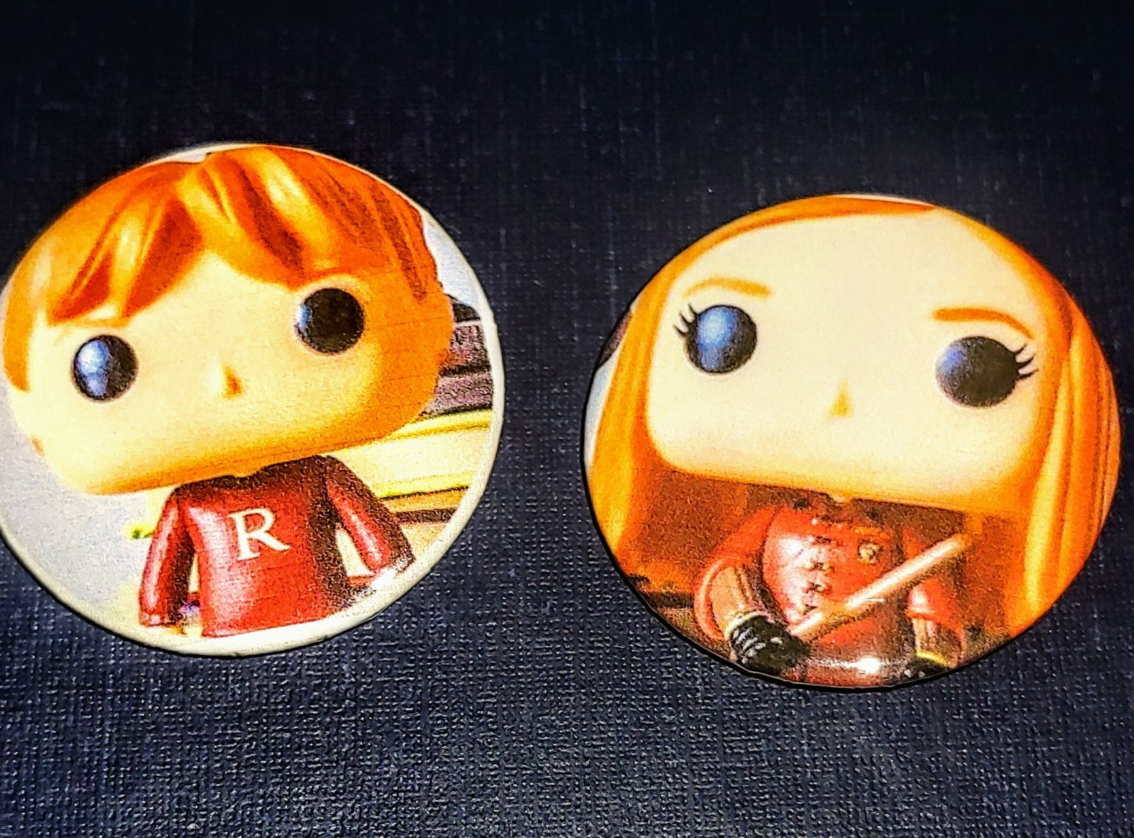 Harry Potter Funko pop PINS