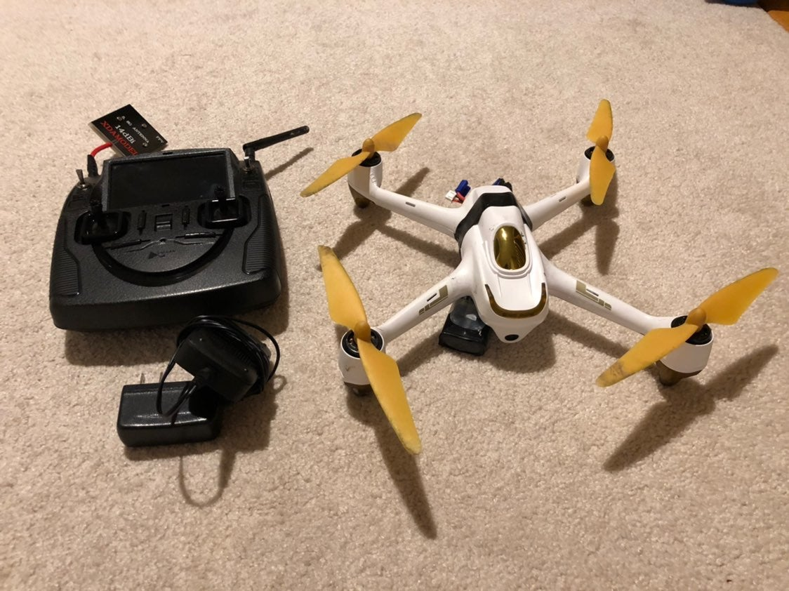 Hubsan X4 H501S Drone - Good Condition