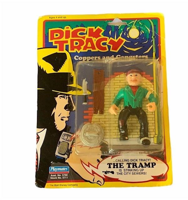 Dick Tracy action figure vtg Steve Tramp