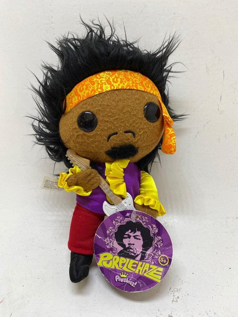 RARE 1985 Jimi Hendrix Funko Plushie Fig