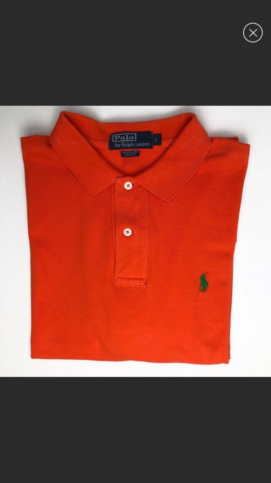 Polo Ralph Lauren Polo Shirt Size L