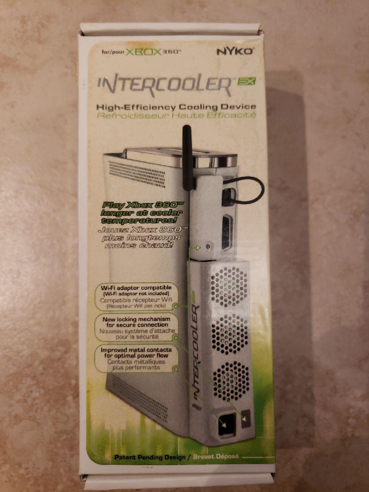 XBOX 360 Intercooler EX
