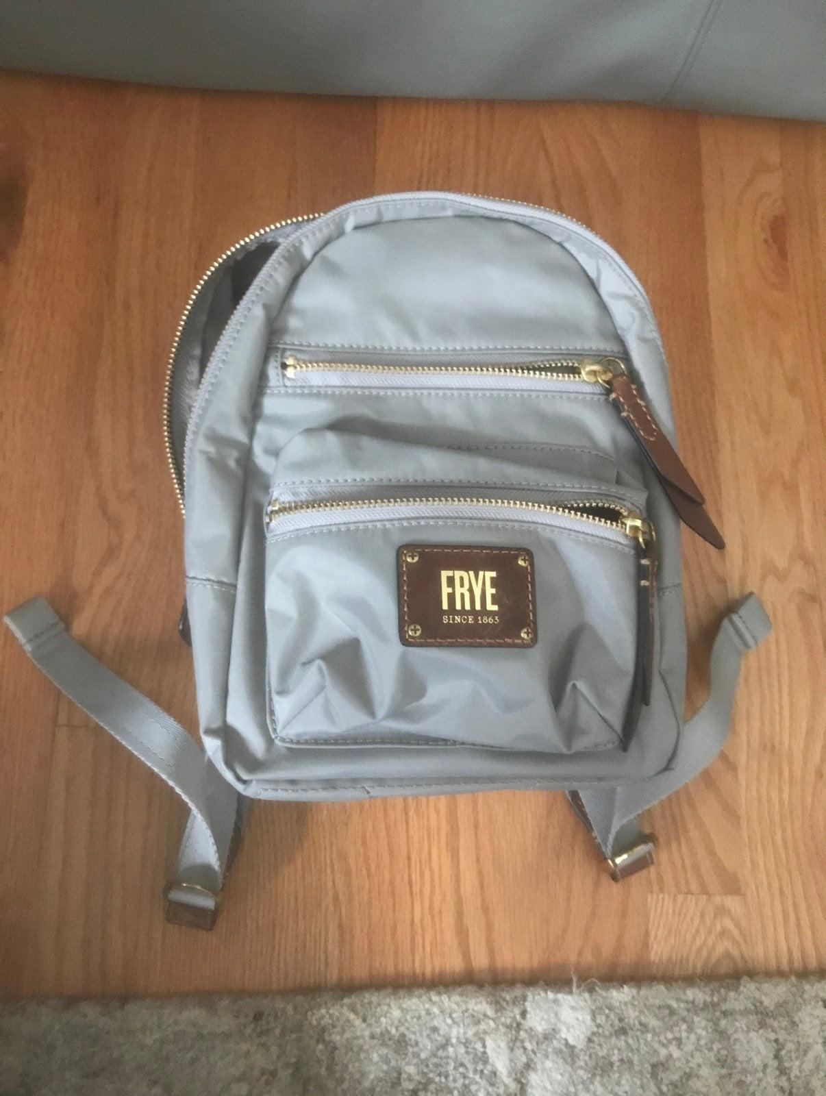 NWOT tags Frye mini back pack