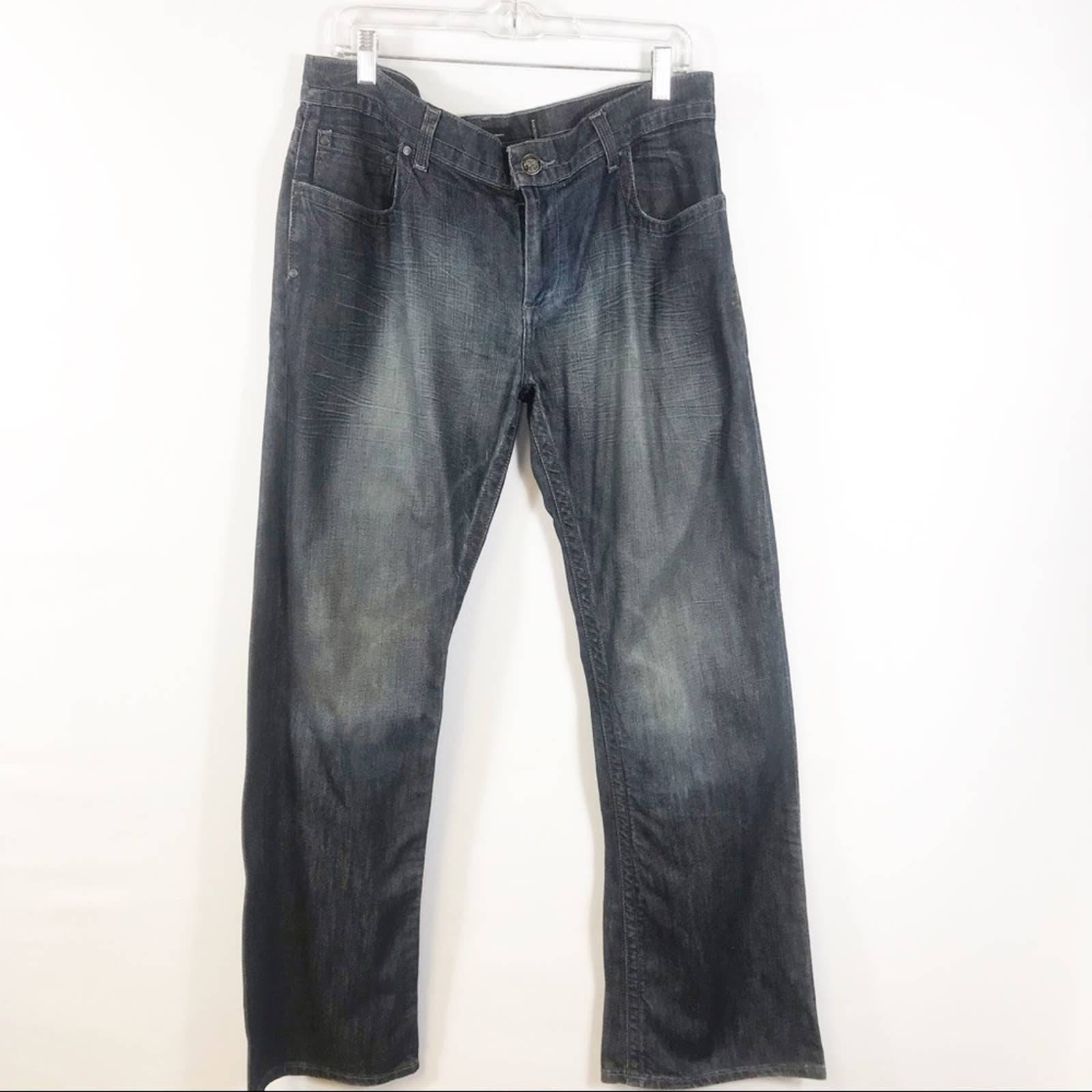 INC Barcelonia Straight Denim Jeans