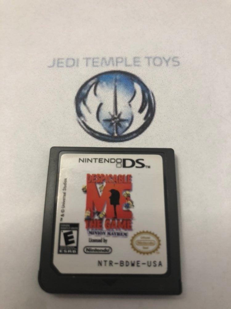 Nintendo DS Despicable Me Minion Mayhem