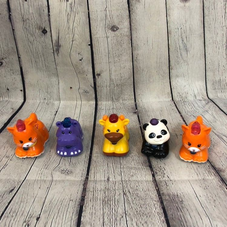 Vtech Go! Go! Smart Lot of 5 Animals