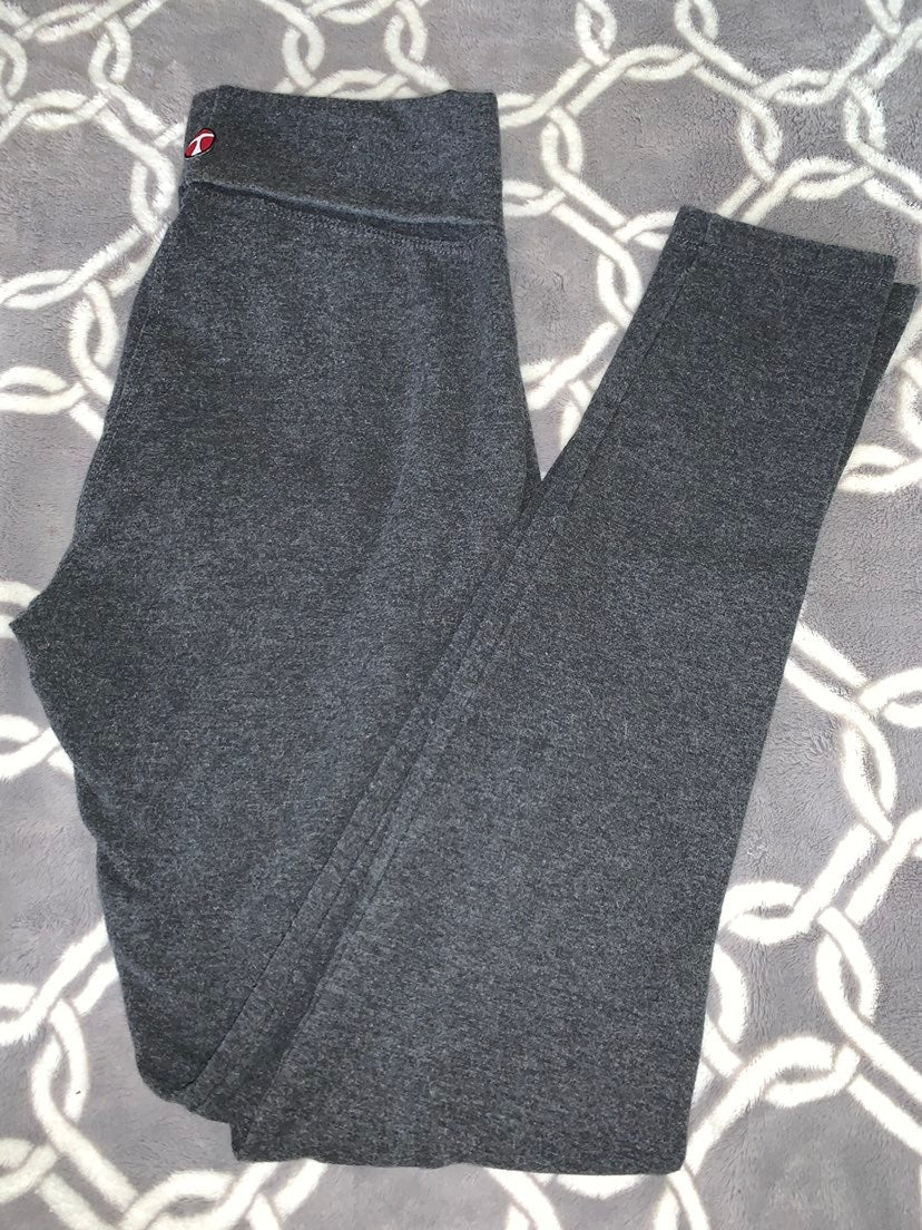 T Party Gray Leggings