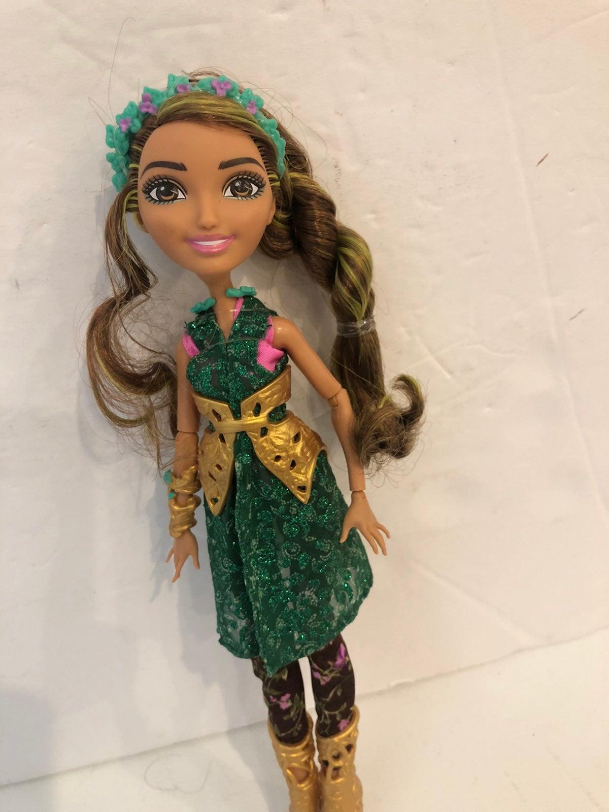 Jillian Beanstalk Ever After High Doll