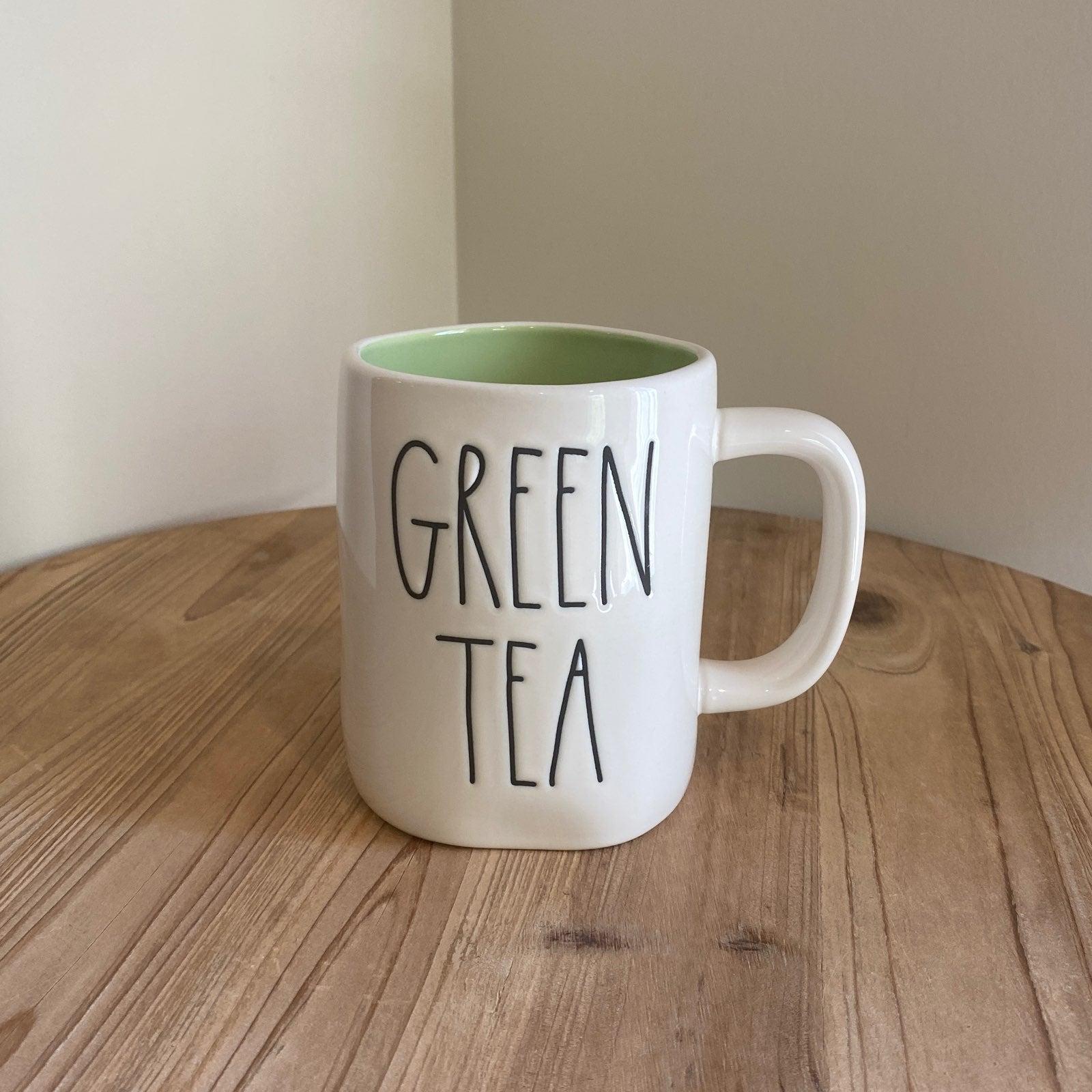 Rae Dunn Green Tea Mug