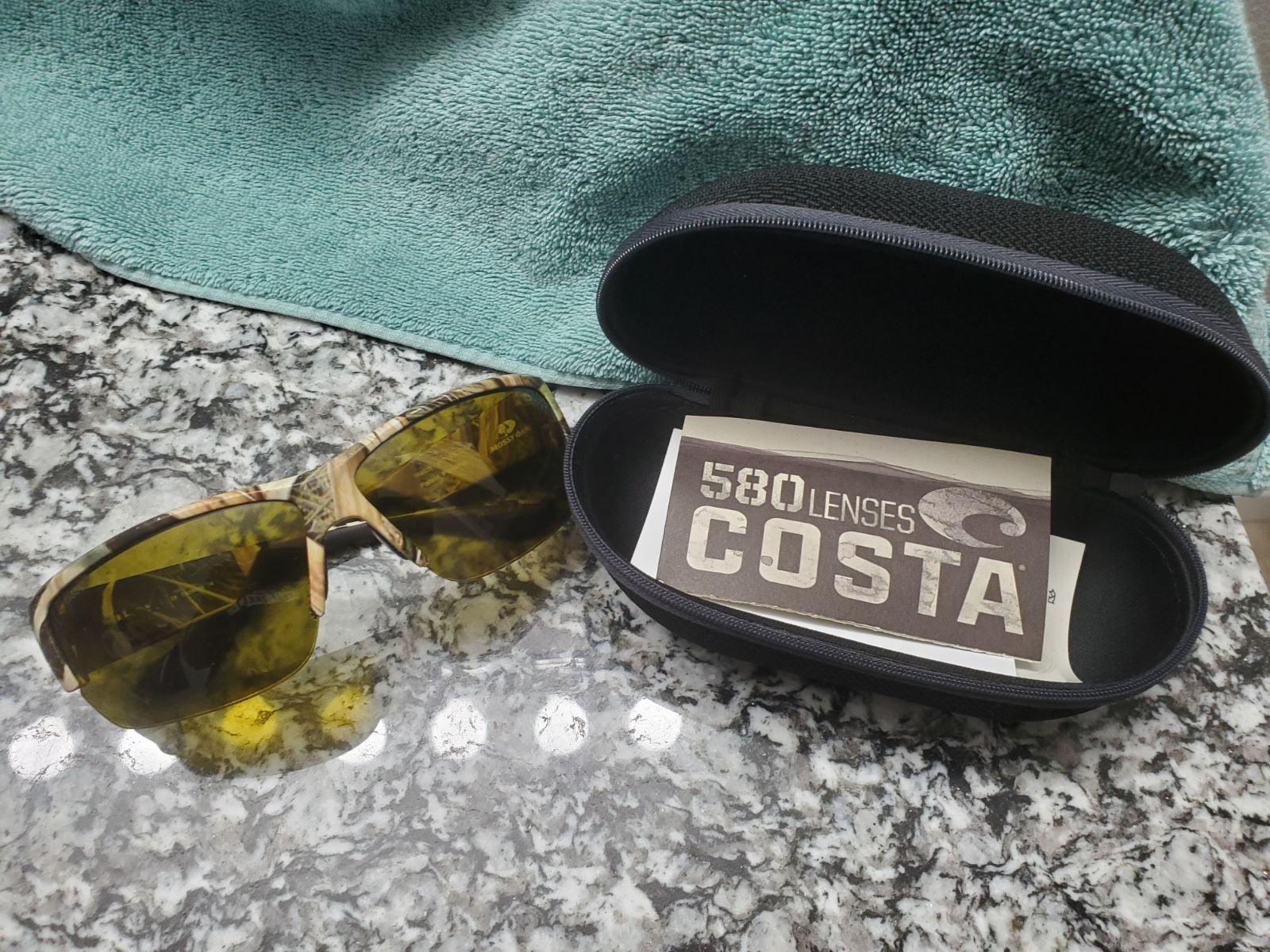 Camo Costa Sunglasses