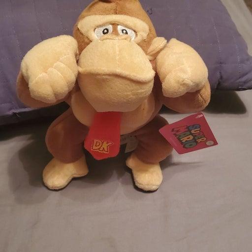 Donkey Kong Plush