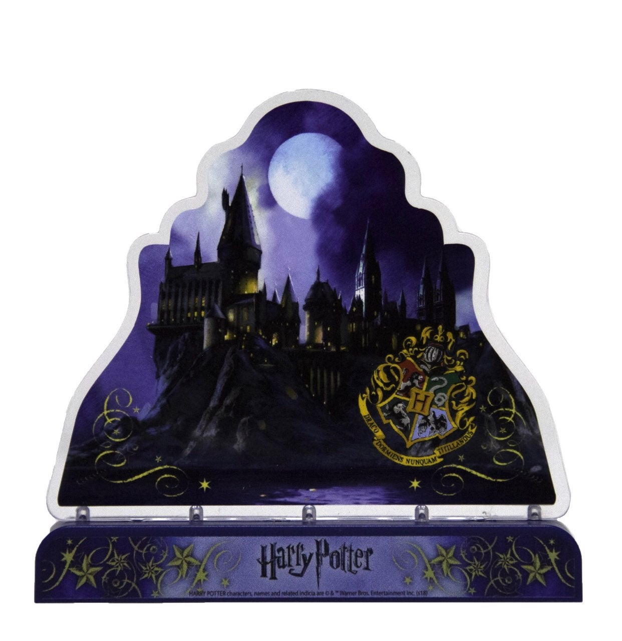 Harry Potter LED Light Up Decoration 1ct
