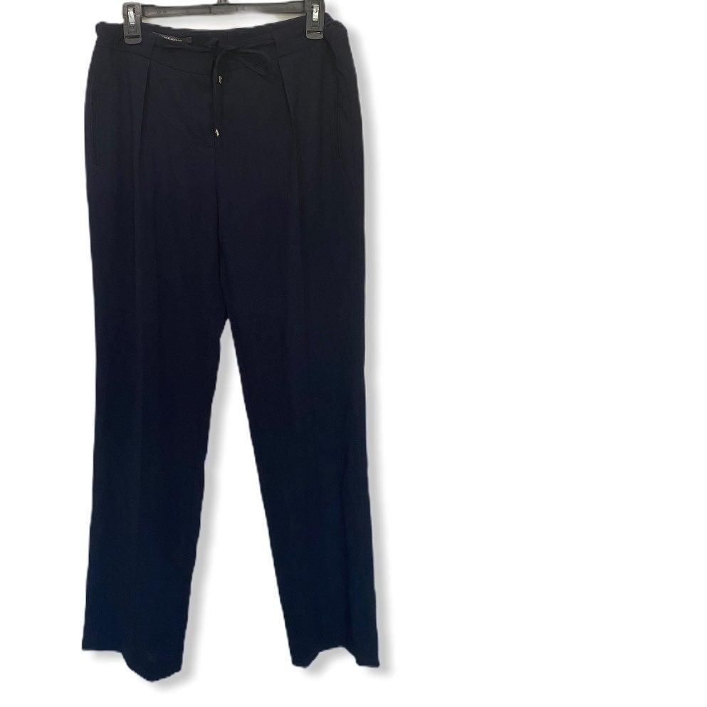 RENE' LEZARD navy pants