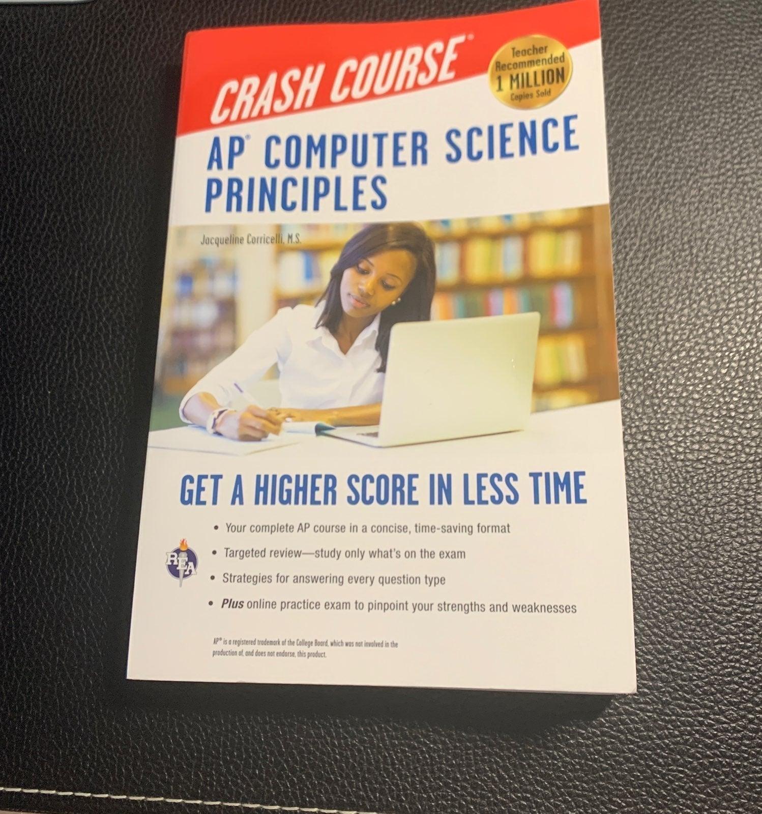 Crash Couse AP Computer Science