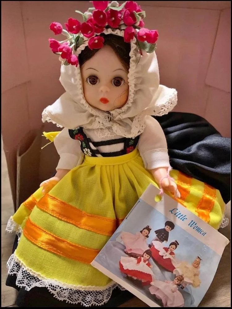 Madame Alexander Doll Greece