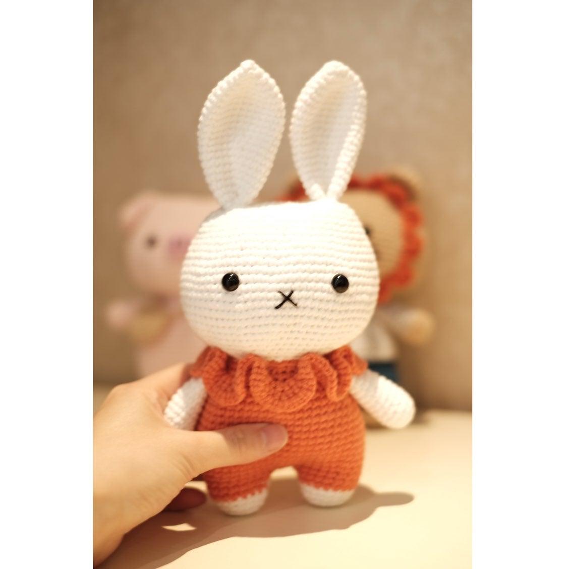 Amigurumi Crochet Handmade Doll