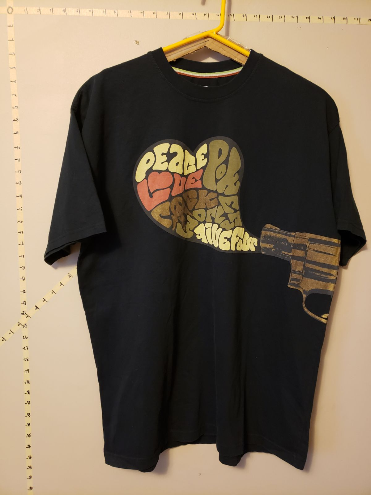 FiveFour Mens Graphics Tshirt
