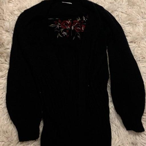Mudd flower sweater