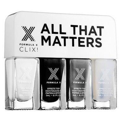 1x Formula X Clix All That Matters