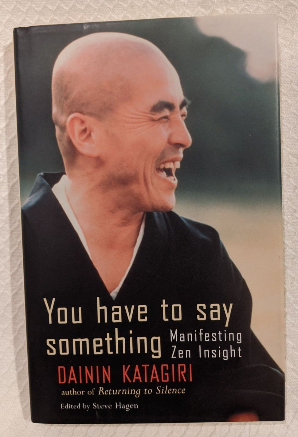 You Have To Say Something D Katagiri