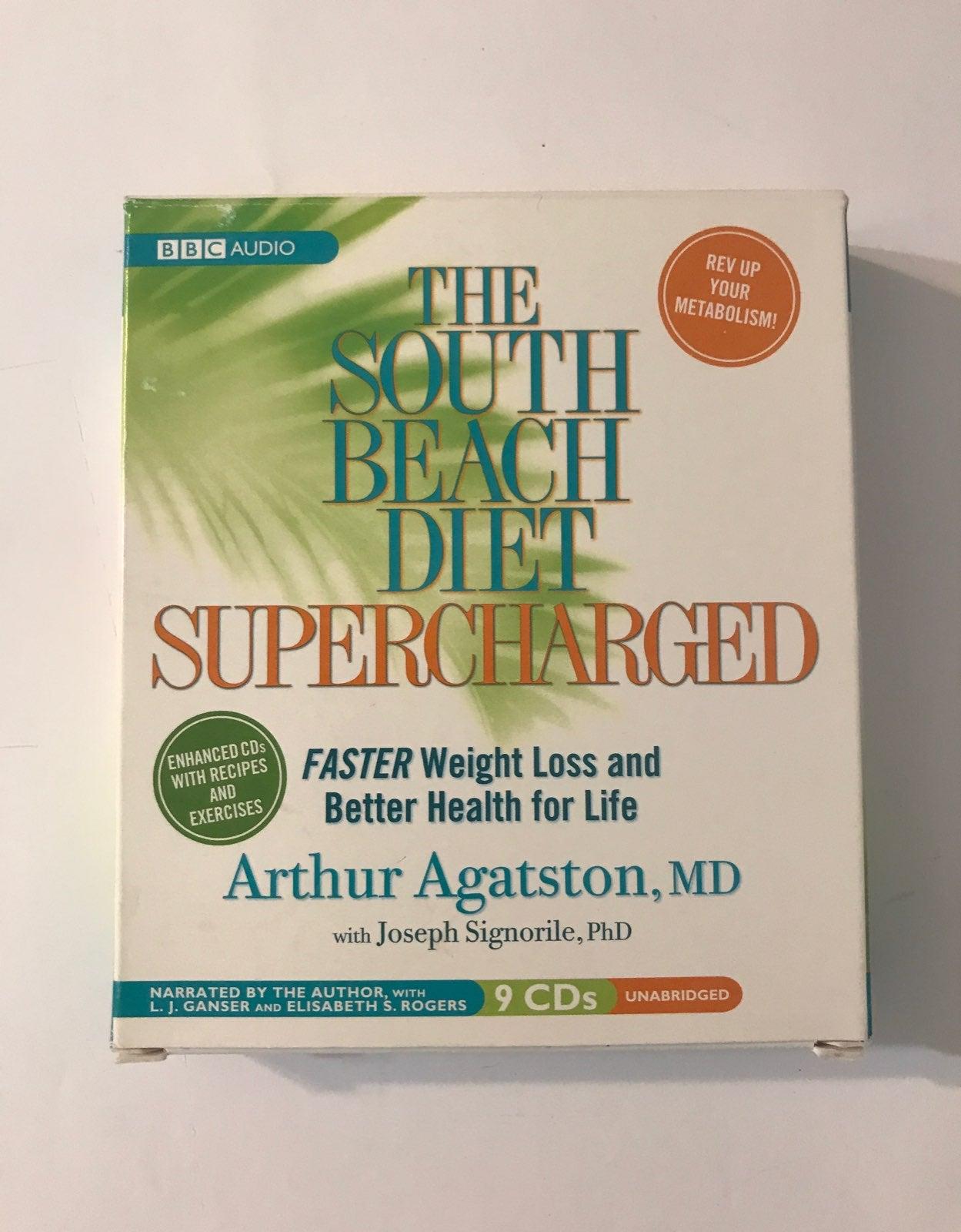 South Beach Diet Audiobook