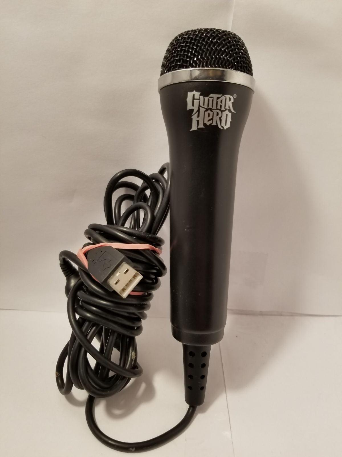Guitar Hero Microphone usb